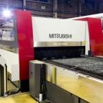 三菱电机制造CO2激光切割机 「ML3015NX」