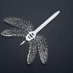 蜻蜓(铝制)右